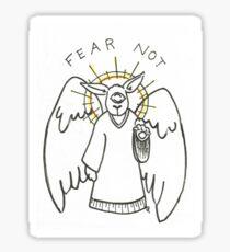 365 Days of Art: Angelic Sticker