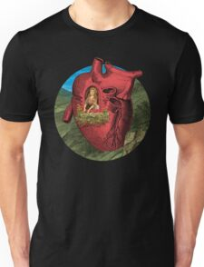 Heart's Ease Traveler's Rest T-Shirt