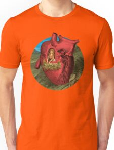 Heart's Ease Traveler's Rest T-Shirt
