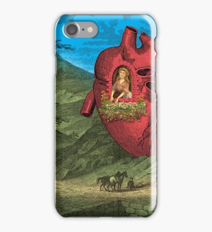 Heart's Ease Traveler's Rest iPhone Case/Skin