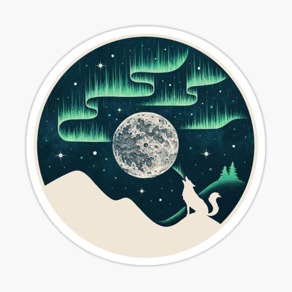 Arctic Tune Sticker