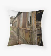 Conductors View (2) Throw Pillow