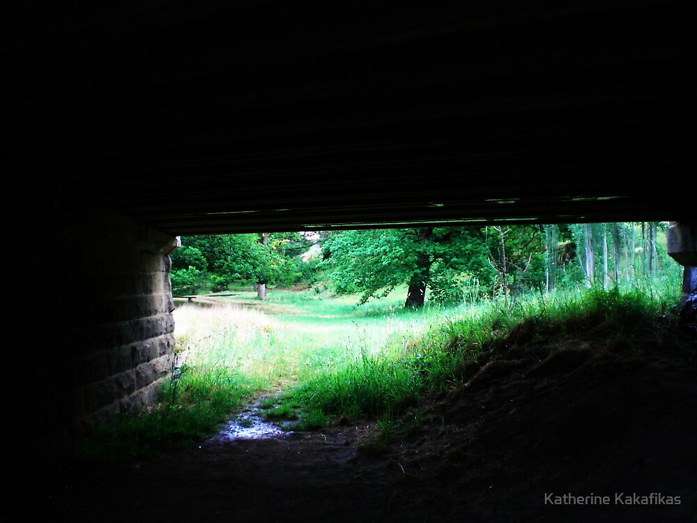 Underneath by Katherine Kakafikas