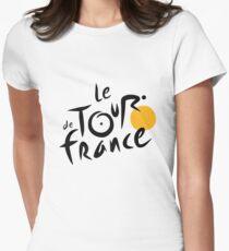 Tour De France Women's Fitted T-Shirt