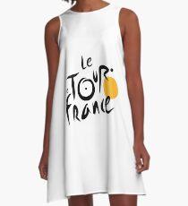 Tour De France A-Line Dress