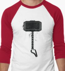 MJOLNIR - HAMMER OF THE GODS Men's Baseball ¾ T-Shirt
