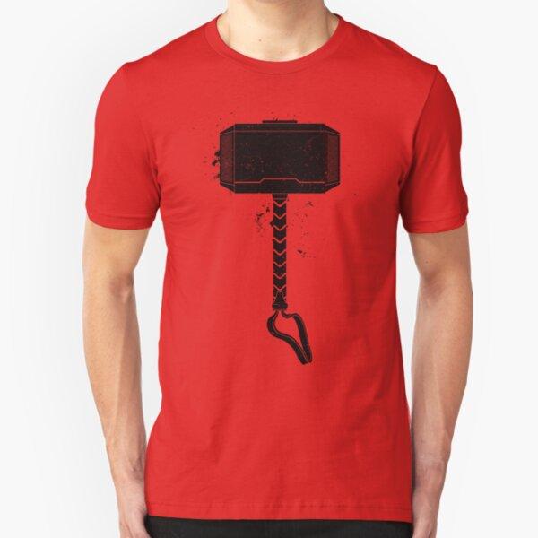 MJOLNIR - HAMMER OF THE GODS Slim Fit T-Shirt