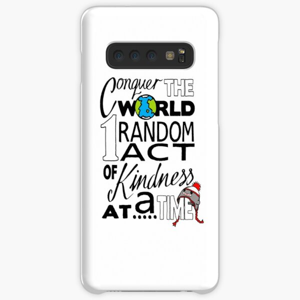 Acts of Kindness (all year round!) Samsung Galaxy Snap Case