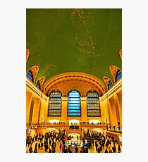 Grand Central Station Study 1  Photographic Print