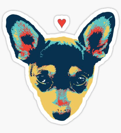 Pet Thoughts - Love Sticker