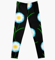 Leggings - Unique Patterns - illustration design  Leggings leggins Flowers Leggings