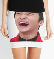 NCT- Mark Lee Mini Skirt