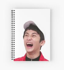 NCT- Mark Lee Spiral Notebook