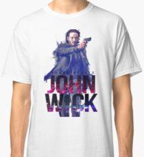 john wick chapter 2 film Classic T-Shirt