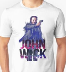 john wick chapter 2 film T-Shirt