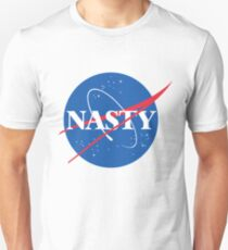 NASTY NASA Logo Unisex T-Shirt