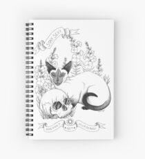 My Favorite Murder Elvis and Death Spiral Notebook