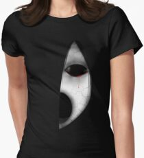 Sadako Womens Fitted T-Shirt