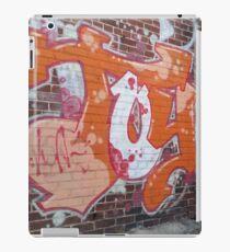 Urban Graffiti tag TOY iPad Case/Skin