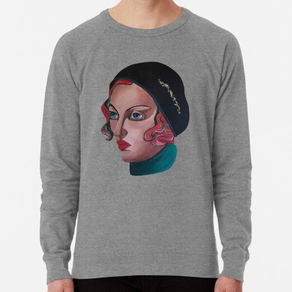 Art Deco Gloria Lightweight Sweatshirt
