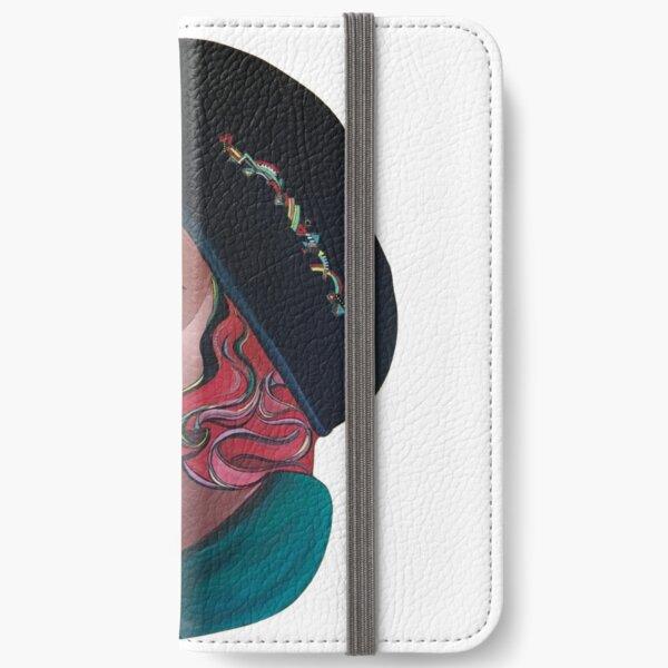 Art Deco Gloria iPhone Wallet