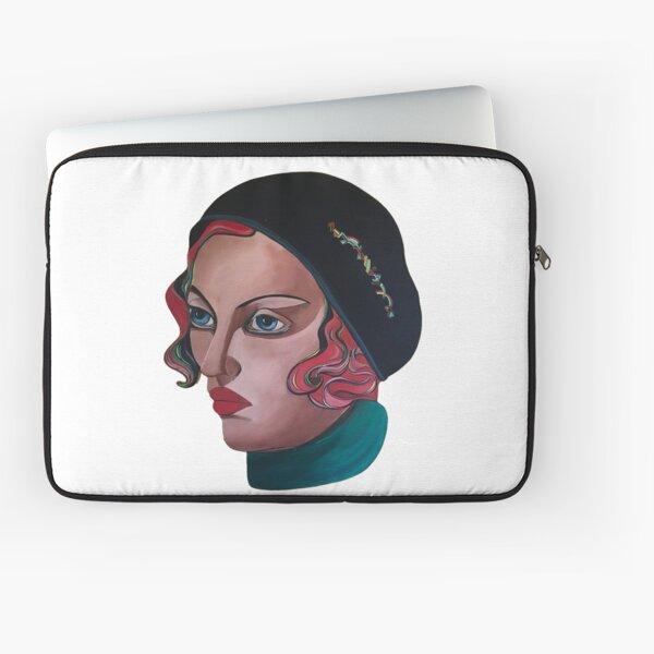 Art Deco Gloria Laptop Sleeve
