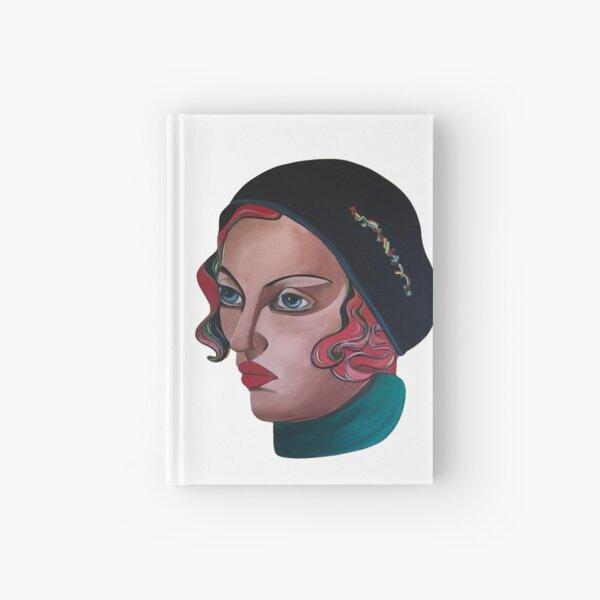 Art Deco Gloria Hardcover Journal