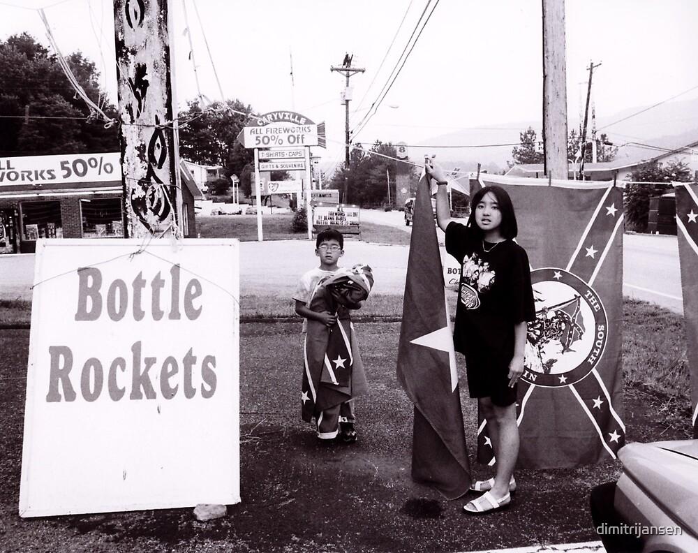 Bottle Rockets by dimitrijansen