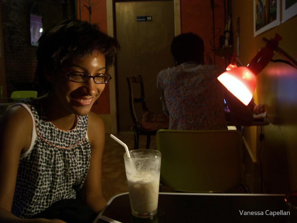leche con cafe by Vanessa Capellan