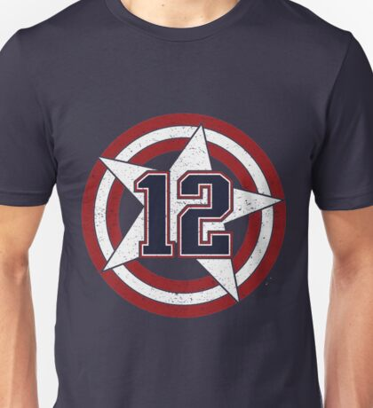 New England Captain Unisex T-Shirt