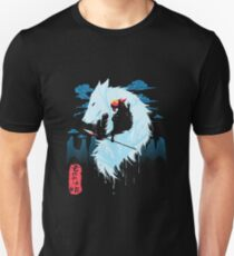 Princess Mononoke Hime T-Shirt