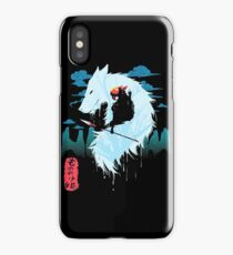Princess Mononoke Hime iPhone Case/Skin