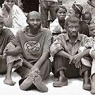 Pygmy men. www.healafrica.org by Melinda Kerr