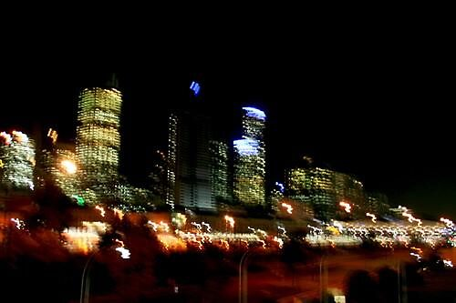 The City Through Late Night Eyes by nikkimcc