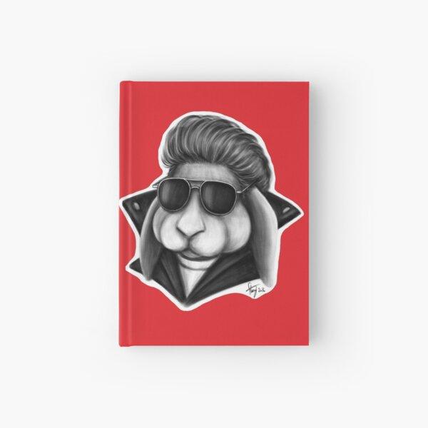Greaser Rabbit Hardcover Journal