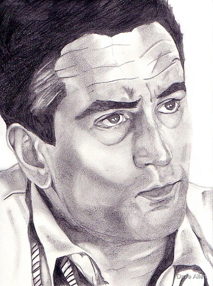 Robert DeNiro by Dave Allen