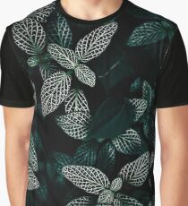 Dark Leaves 3 Graphic T-Shirt
