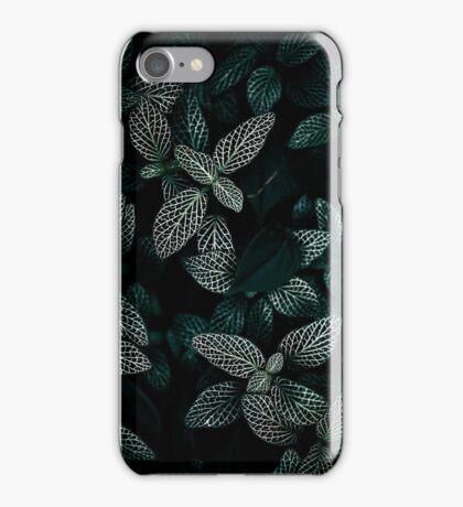 Dark Leaves 3 iPhone Case/Skin