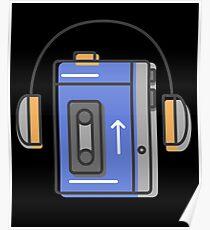 Walkman Poster