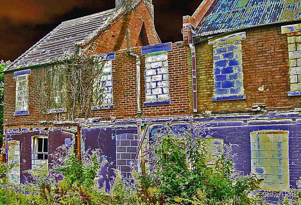 Potash Terraces by Steve Holt