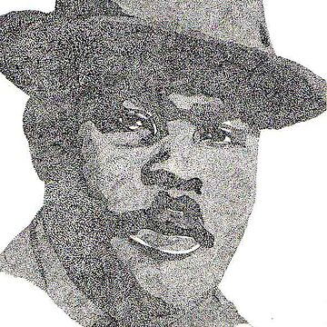 Marcus Garvey by daveallen