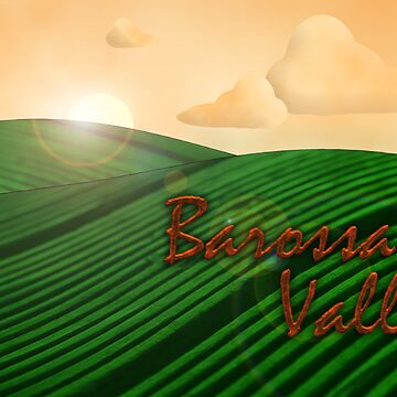 Barossa Valley by Megabyte