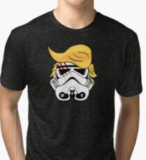 STORM TRUMPER - Donald Trump Stormtrooper Tri-blend T-Shirt