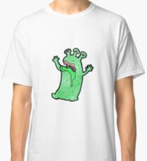 cartoon monster Classic T-Shirt