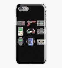 80s Essence iPhone Case/Skin