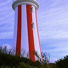 Mersey Bluff LIghthouse by Judi Corrigan