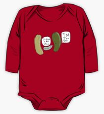 Pickles One Piece - Long Sleeve