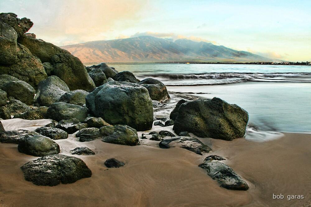 Maui Morning by bob  garas