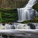 Scaleber Foss by Stephen Liptrot