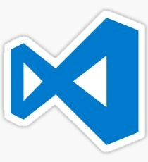 Visual Studio Code Sticker